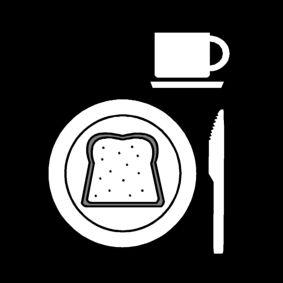 picto: brood eten
