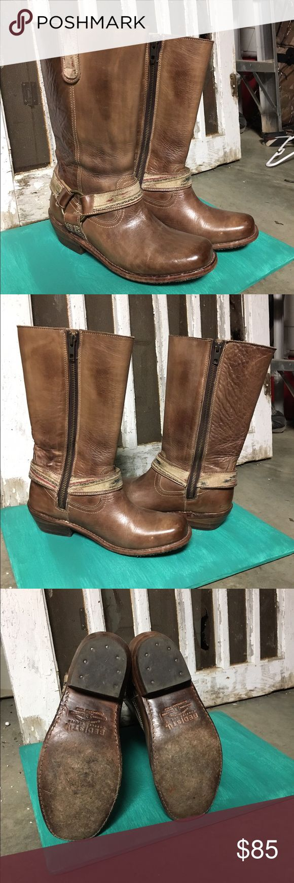 Bed Stu Boots Size 8.5 Bed Stu Boots Size 8.5, worm twice, true to size Bed Stu Shoes Heeled Boots