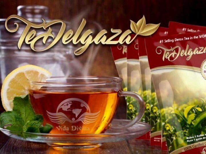 Vida Divina- The Original Detox Tea revamped