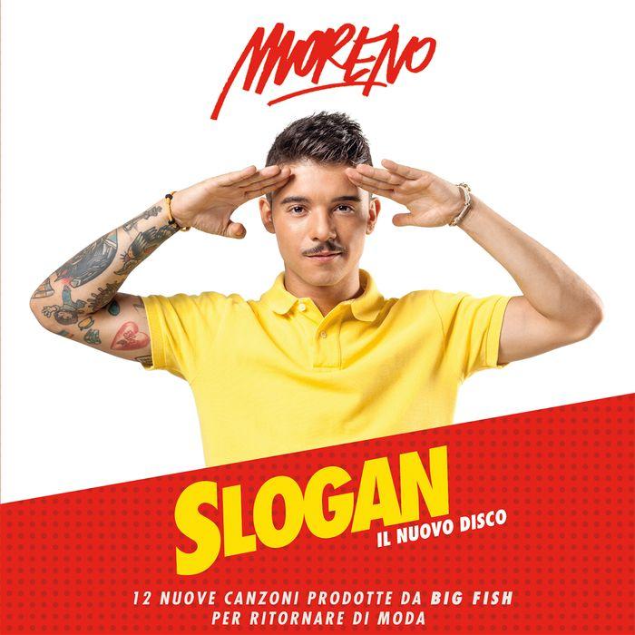 MORENO - SLogan (2016) .m4a iTunes DOWNLOAD FREE Download Slogan Moreno Gratis…