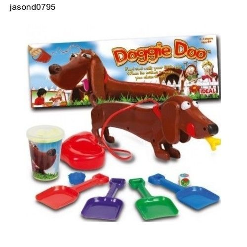 Kids Family Games Dogs Activities Early Learning Children Doggy Doo Doggie Game