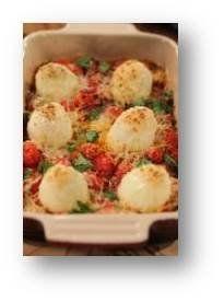 Die Nataniël Tafel-resep: Parmesaan-eiers | SARIE