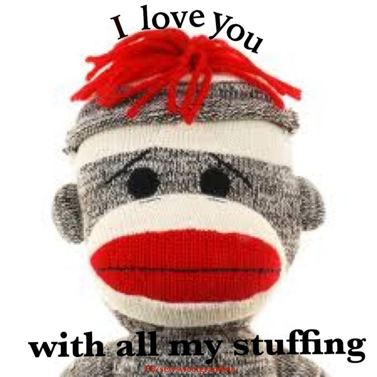 Craft Passion Sock Monkey For Sale