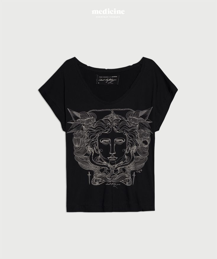 Tomek Sadurski for Medicine ladies t-shirt