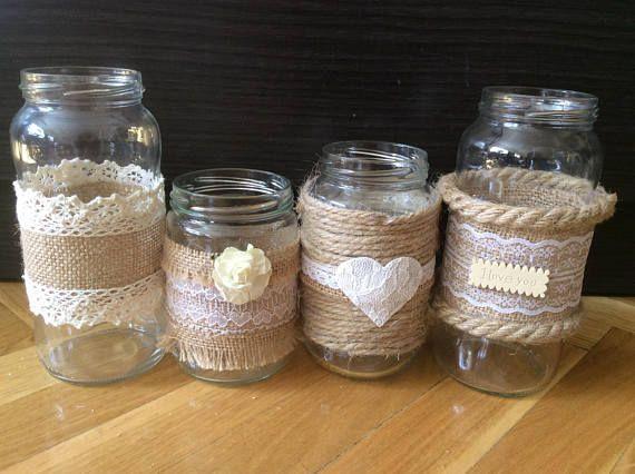 M s de 25 ideas nicas sobre adornos hechos a mano en - Centros de mesa navidenos hechos a mano ...