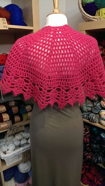 Ravelry: deebeeveedubber's Ally Pally All Shawl
