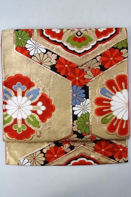 Chrysanthemum Flower Pattern (KIKU) Japan