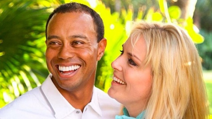 Tiger Woods and Lindsey Vonn Are Facebook Official Now
