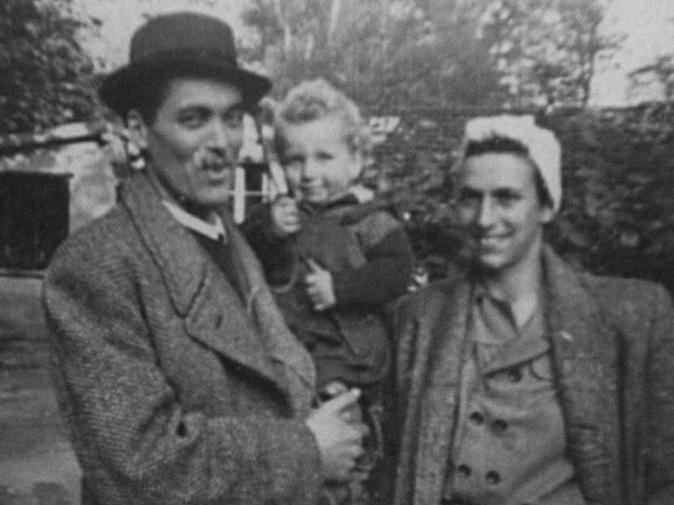 A baby survives in Auschwitz because of a desicion his mother made.    http://news.nationalpost.com/2012/08/25/pregnant-in-auschwitz-toronto-holocaust-survivor-recalls-split-second-decision-that-saved-her-and-unborn-son/#