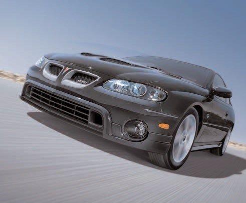 2006 - Pontiac GTO SAP Front