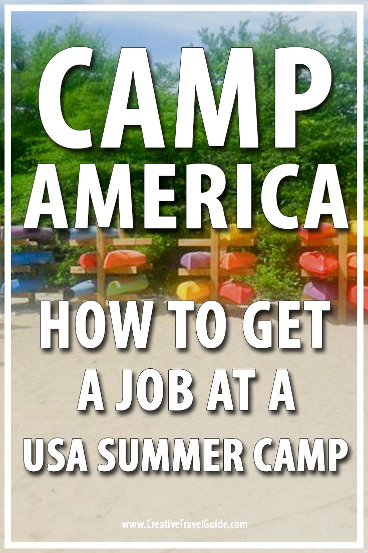 Camp America is one of the best experiences young adults can do. Read how to get a job at a USA Summer Camp, ideal for those from the UK and EU.