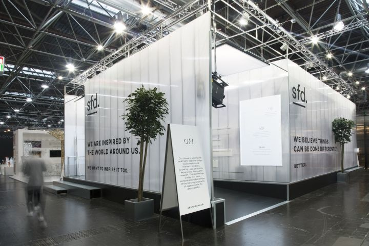 SFD booth at Euroshop 2017 » Retail Design Blog