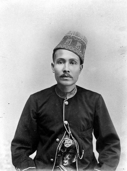 File:COLLECTIE TROPENMUSEUM Portret van de Sultan van Atjeh TMnr 10001853.jpg