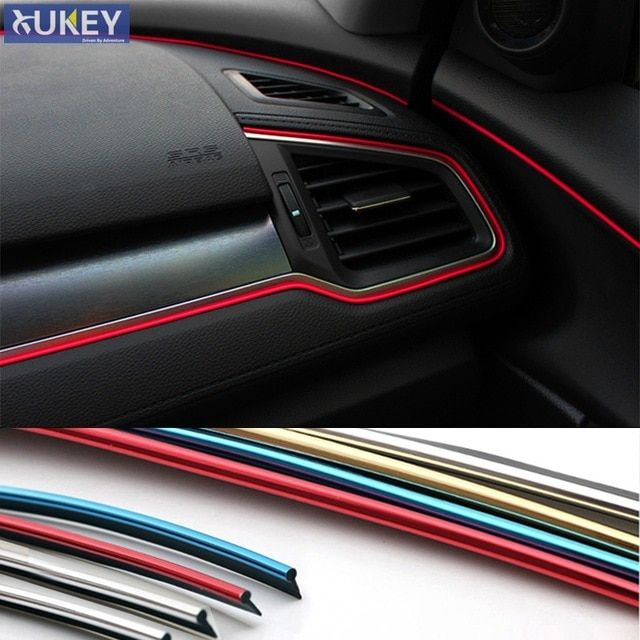 4 piece kit 8/'/' CLEAR car DOOR EDGE GUARDS  fits: Toyota Camry /& Corolla
