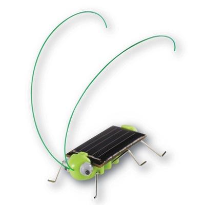 Greierele - Robot solar este o jucarie haioasa care topaie cand este expusa luminii solare directe.   http://www.fungift.ro/magazin-online-cadouri/Greierele-Robot-solar-p-18238-c-0-p.html