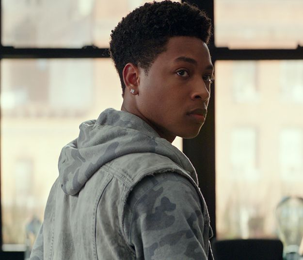 "My interview with Jacob Latimore who talks about his new movie ""Collateral Beauty"" and working with Will Smith and Kate Winslet"
