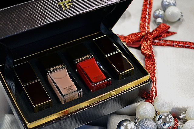 Tom Ford Christmas Gift Set Festive Gift Guide: Beauty #Presents #Christmas #Gifts #Beauty