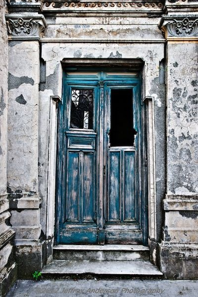 At Death's Door - Recoleta, Buenos Aires, Argentina