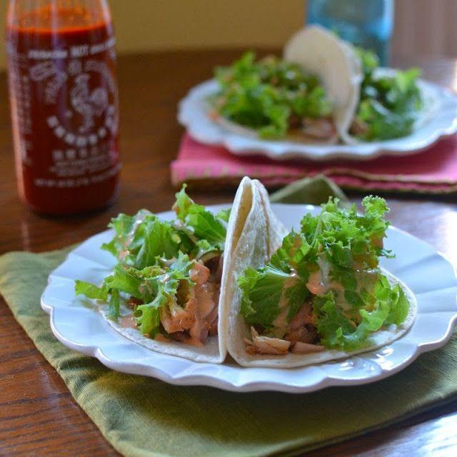 Seoul Taco Copy Cat Recipe from Seoul Taco in St. Louis. Yum!