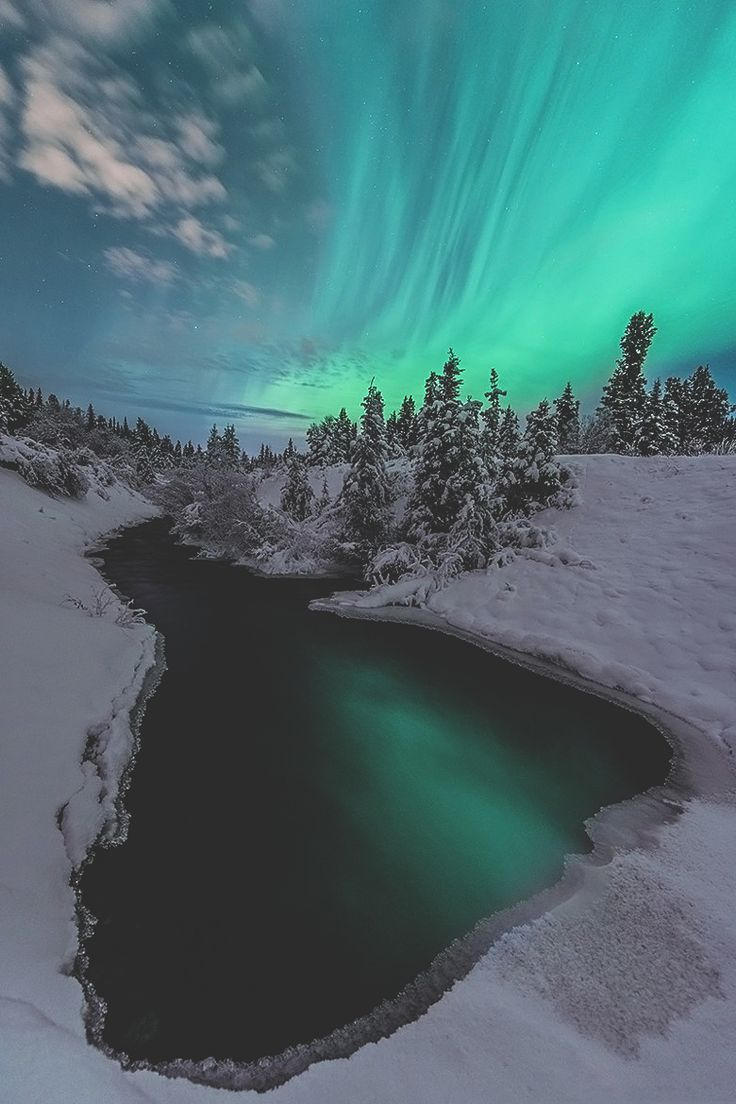 Last nights lights by: Jonathan Tucker