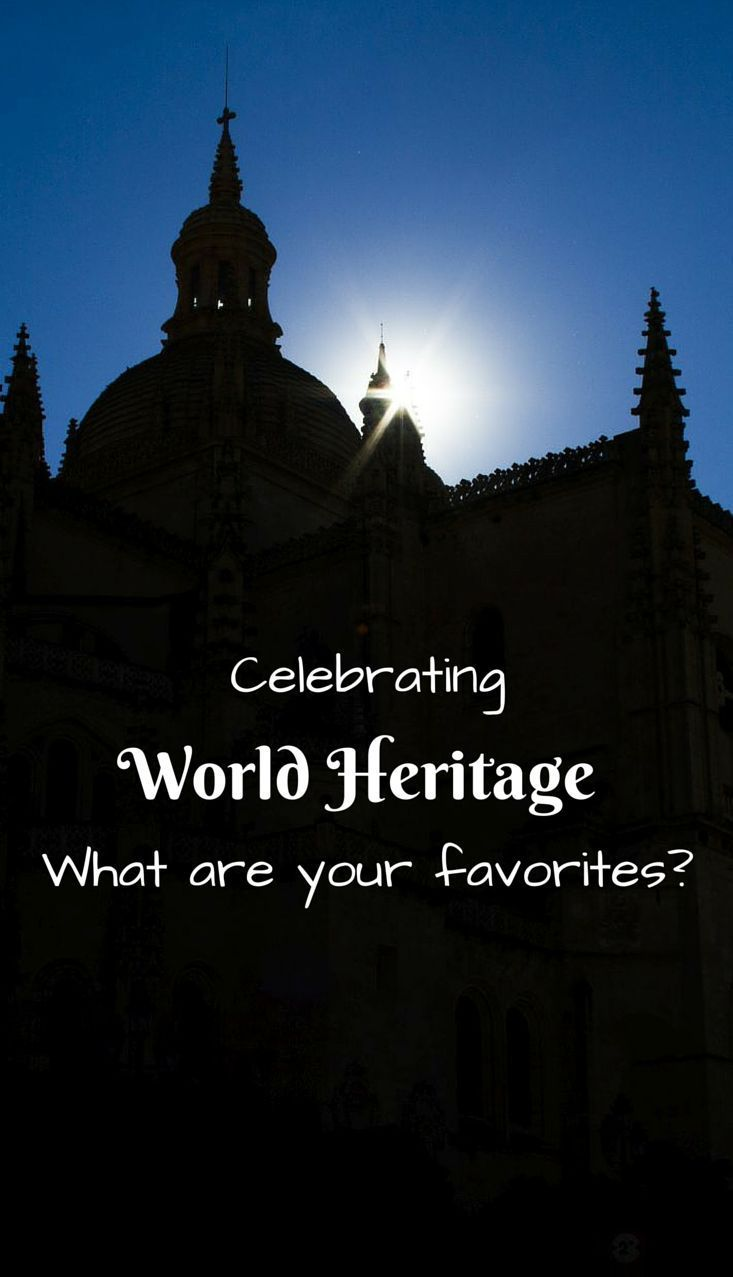 Celebrating World Heritage With Our Top Ten UNESCO Sites - Reflections Enroute