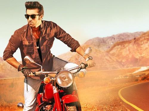 Roll with it. #Ranbir #Bollywood