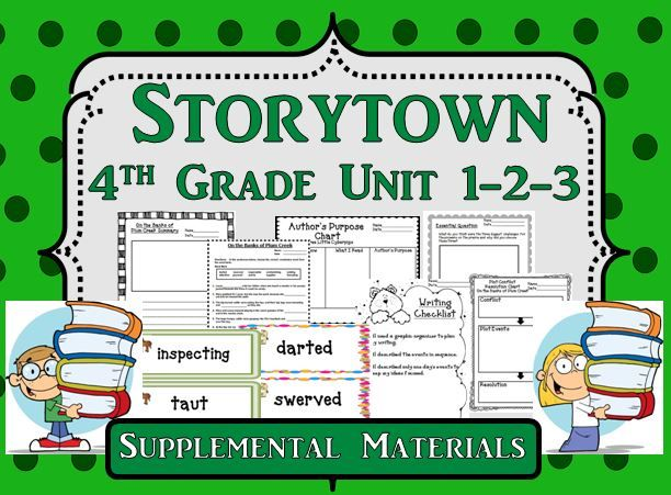 9 best storytown images on pinterest fourth grade early finishers storytown 4th grade this bundle contains a variety of activities for each lesson in themes fandeluxe Image collections