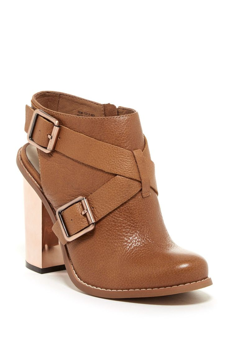 Kristin Cavallari by Chinese Laundry - Remi Slingback Bootie at Nordstrom Rack. Free Shipping on orders over $100.