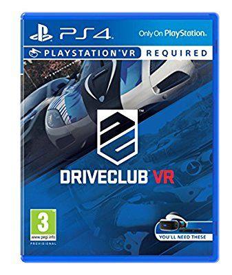 Driveclub VR (PSVR)