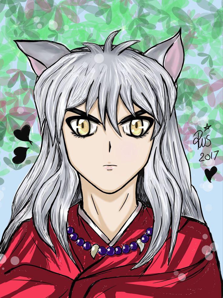 Inuyasha for MyDigitalArt by RisB