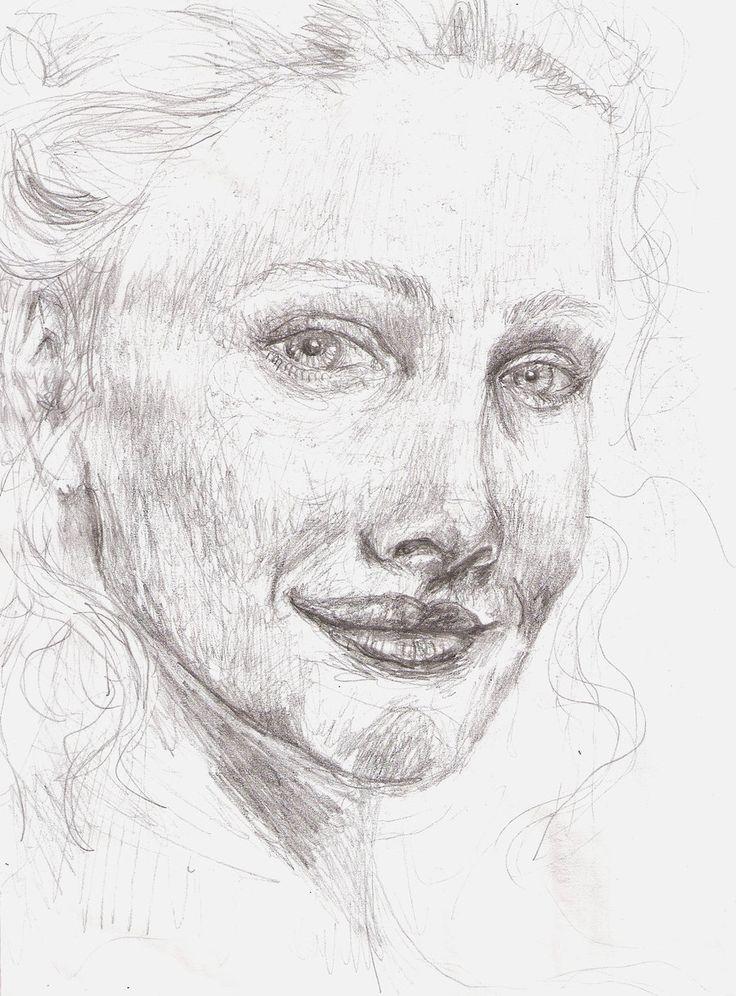 Romola Garai by MistaSeth, Jane Austin's Emma, drawing http://RomolaGarai.org