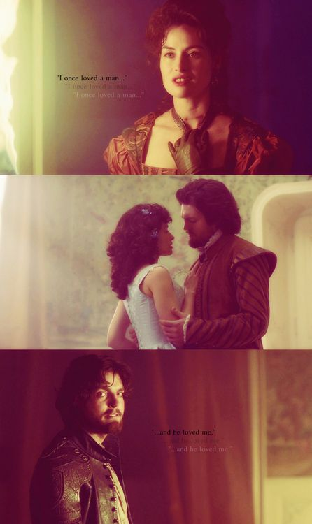 Once upon a time.....Athos and Milday