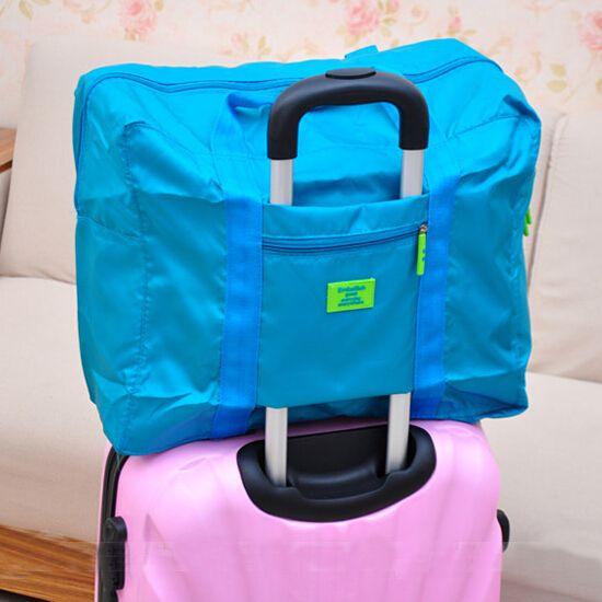 Large size waterproof  portable travel bag versatile men women suitcase  bag  luggage bags free dropping