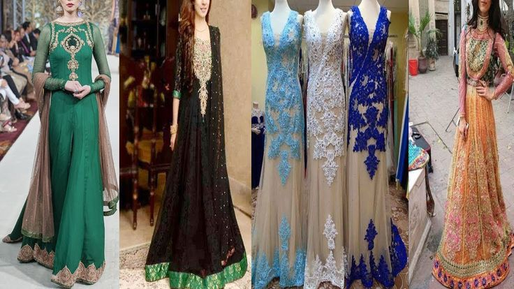 Latest Stylish Maxi Dresses For Women Party Wear Long  Frock Maxi Dresse...
