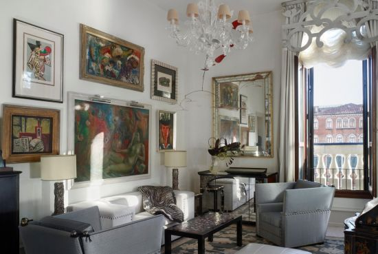 The Peggy Guggenheim Patron Grand Canal Suite