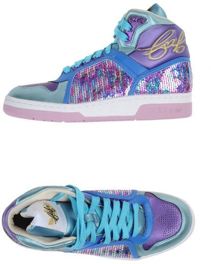 The funkiest hi top wedges ever!! Wish they existed somewhere in the stratosphere in my size! AU size 6.5