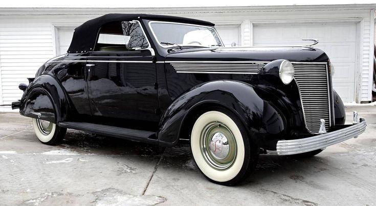 1937 DeSoto S3 for sale #2037245 - Hemmings Motor News