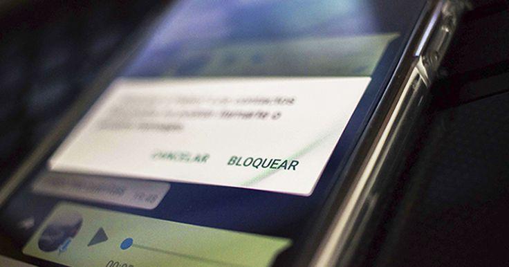Esto es lo que ocurre al bloquear a un contacto en WhatsApp - Voltaico
