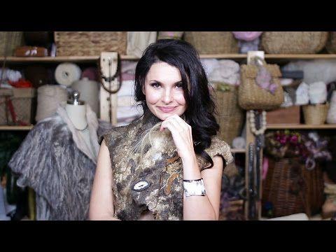 Видео о моих последних работах и о войлоке в частности - Ярмарка Мастеров - ручная работа, handmade