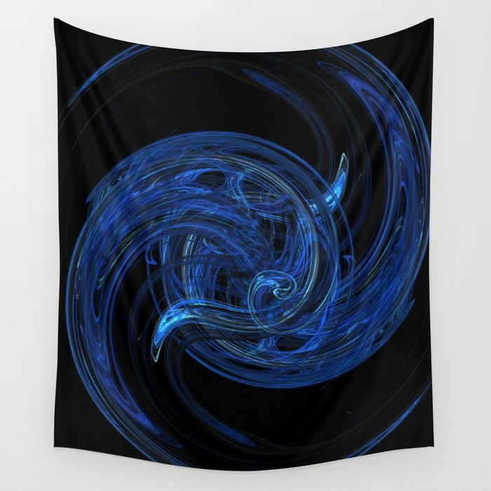 25% Off This Item With Code: ARTDECOR - Sale Ends Tonight at Midnight PT! Buy Ice Galaxy Wall Tapestry by scardesign. #tapestry #sales #discount #save #homegfts #gifts #art #design #fraternity #sorority #house #dorm #campus  #spiral #galaxy #blue #fractal #abstract  #teenager #blue #bachelor #popular #homedecor #modernhome #groovy #geometric #modern #family #style #online #shopping #art #design #modernwalltapestry #society6 #triangles #scardesign #giftsforhim #gitsforher #mancave