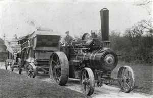 Image accompanying MP3 audio clip: Team Tractor - Great Hormead ( KB)