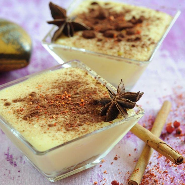 Découvrez la recette du tiramisu aux épices de Noël