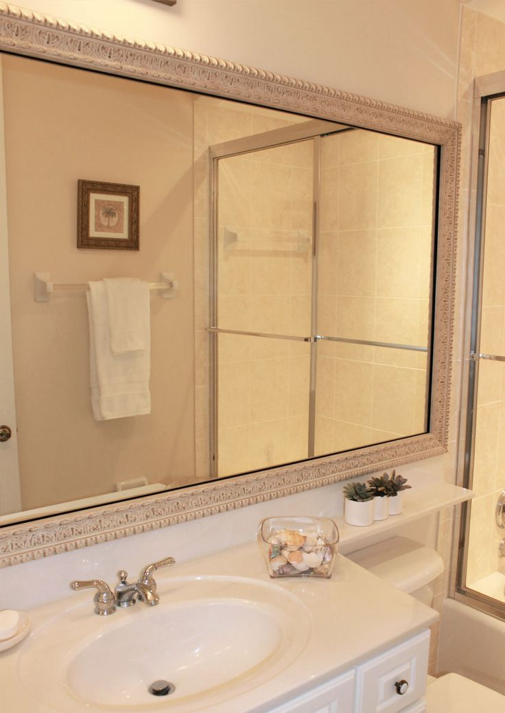 Bathroom Framed Wall Decor: 37 Best Images About MirrorMate Frame Styles On Pinterest