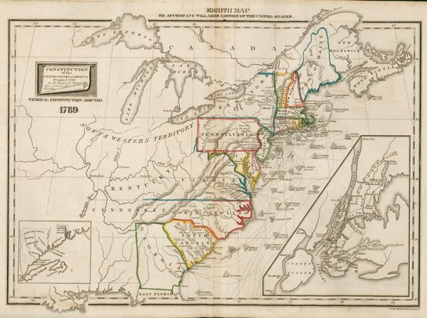 Image Of Eighth Map 1789
