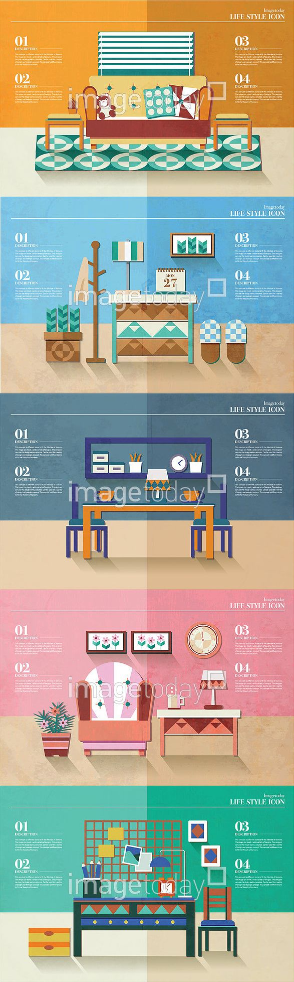 이미지투데이 거실 아이콘 엘리먼트 플랫디자인 라이프스타일 옷장 가구 소파 인테리어 주방 의자 통로이미지 tongroimages imagetoday livingroom icon element flatdesign lifestyle closet furniture sofa interior diningroom chair