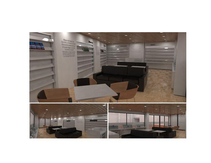 Diseño de libreria