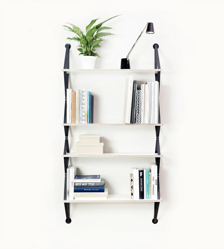 Backpack: Modular Shelving System by fifti-fifti