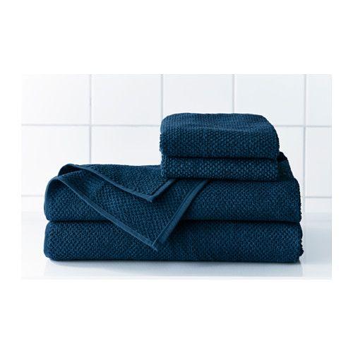 Ensuite - FRÄJEN Bath towel $7.49, FRÄJEN Hand Towel $3.99 & FRÄJEN Washcloth $1.99