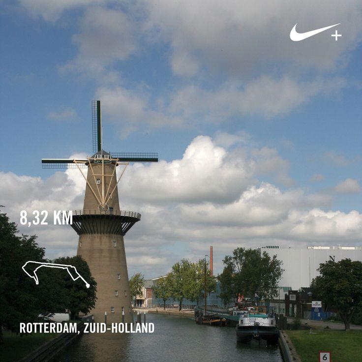 Rondje Schiedam haven 16-09-2016