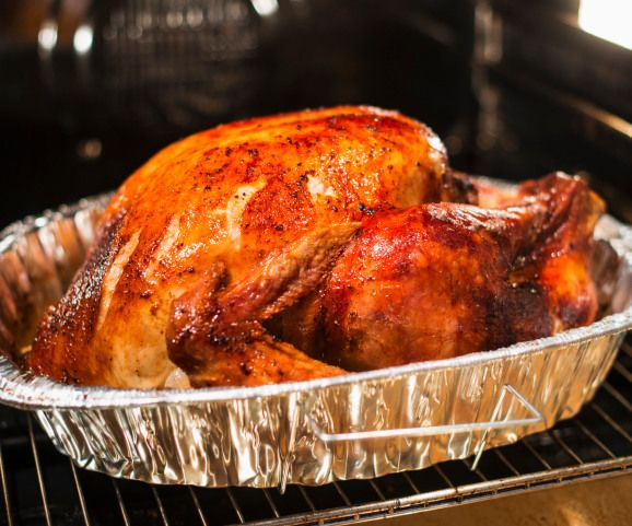 how to cook a 12 pound turkey overnight